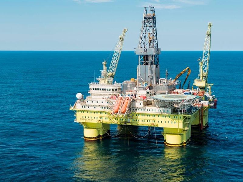 Image 1 - Solveig Oil Field