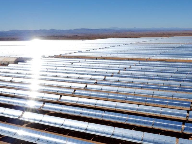 Image-4 Ouarzazate Power Plant - Drâa-Tafilalet, Morroco