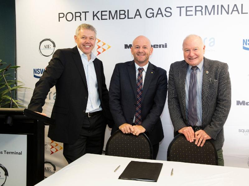 Image 4- Port Kembla LNG