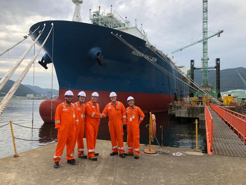 Image 5- Port Kembla LNG