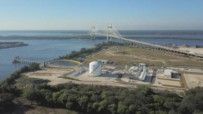 Pivotal LNG, NorthStar inaugurate JAX LNG facility in Florida