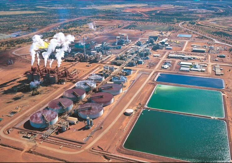 Murrin Murrin cobalt nickel - Minara Resources - Glencore