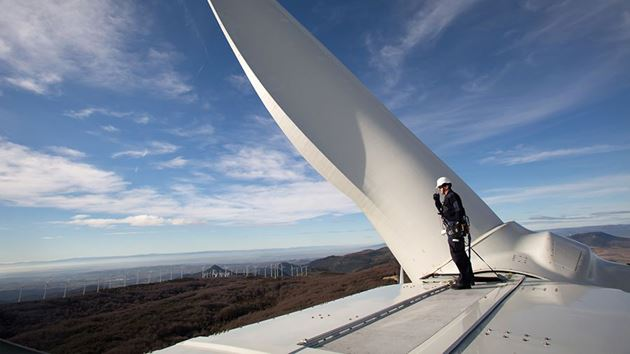 Siemens Gamesa signs service agreement for Panhandle Wind 1 facility
