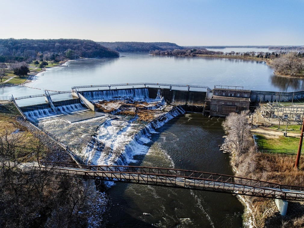 Voith to replace 100-year-old turbines at Lake Byllesby Dam in Minnesota