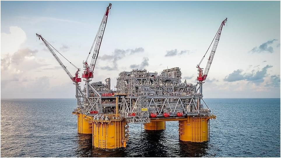 Shell begins production from Appomattox oil and gas field in Gulf of Mexico