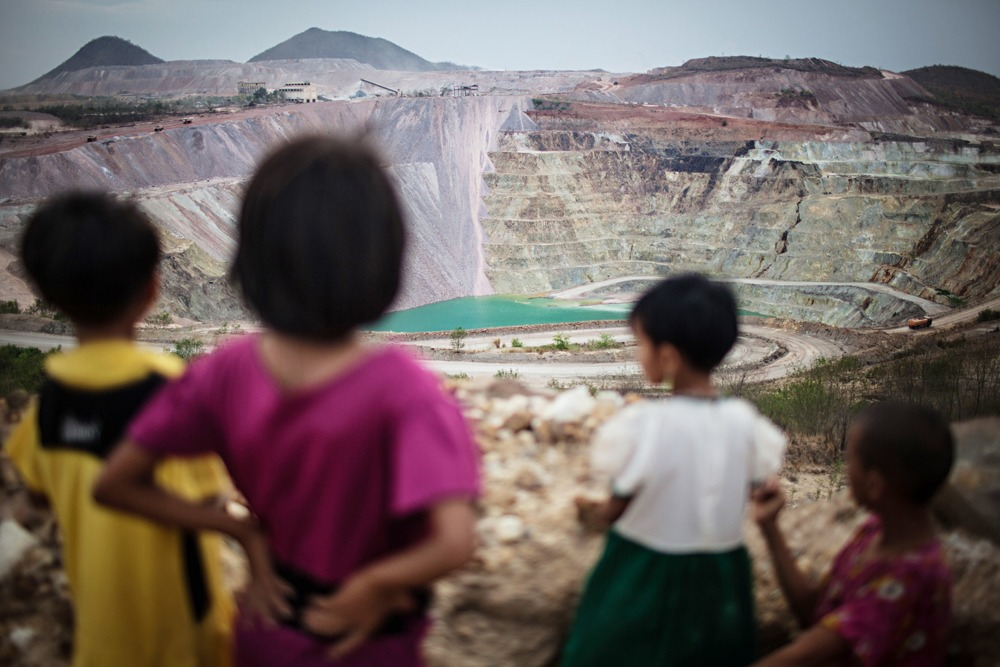 How can the extractive industries in Myanmar become as transparent as they are profitable?