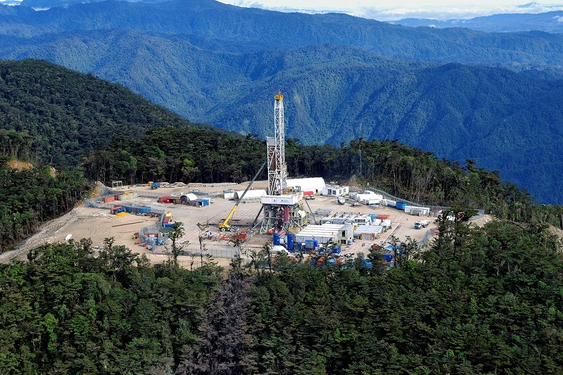 Santos to buy stake in P'nyang field for expansion of PNG LNG project