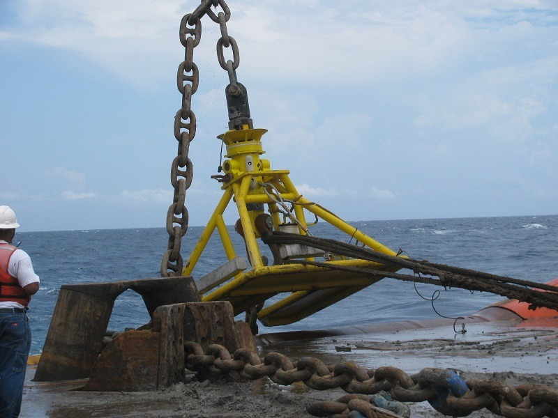 InterMoor secures mooring installation contracts from COOEC