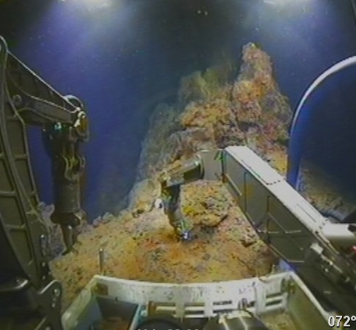 Analysis reveals extensive seabed minerals