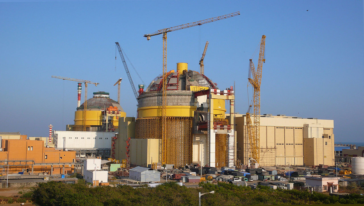 BHEL wins erection contract for Kudankulam Nuclear Power Project