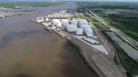 Howard Energy Partners completes expansion at Port Arthur terminal facility