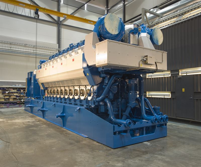 Wärtsilä engines will support modernising of Michigan State University's power system