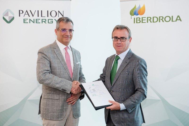 Pavilion Energy to buy Iberdrola's LNG asset portfolio