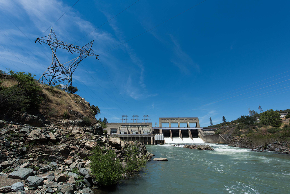 Commissioner Burman takes action to improve Central Valley Project hydropower
