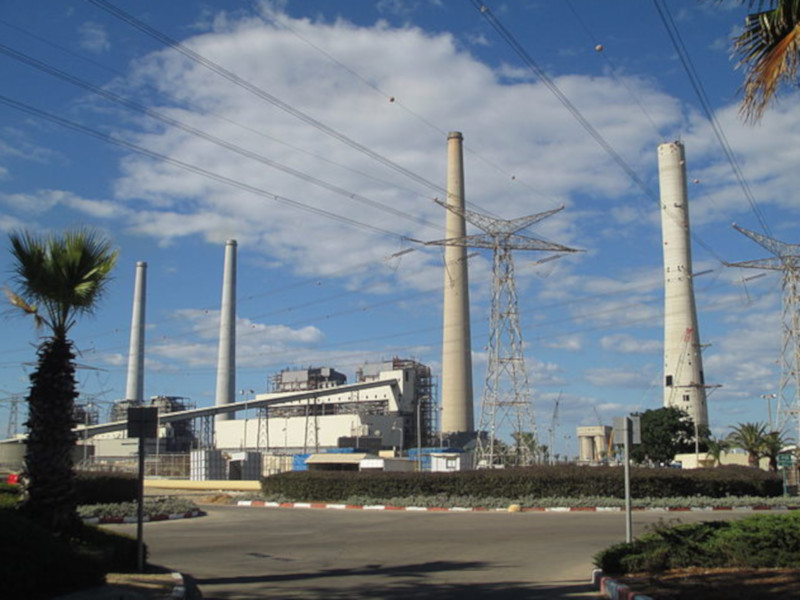 3l-Image---Orot Rabin Power Station