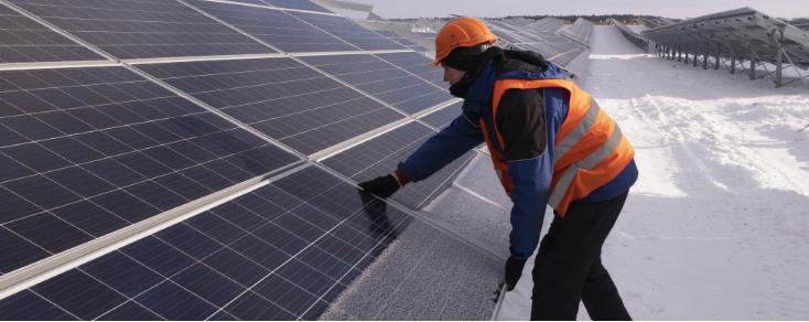 Acciona begins construction on 43.7MW solar plants in Ukraine
