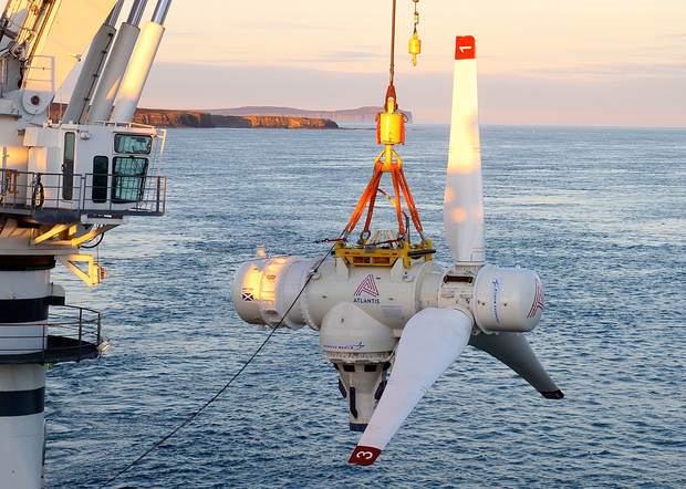 Simec Atlantis, GE Power partner for MeyGen tidal project