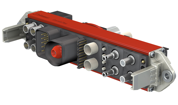 The modular connector system CombiTac