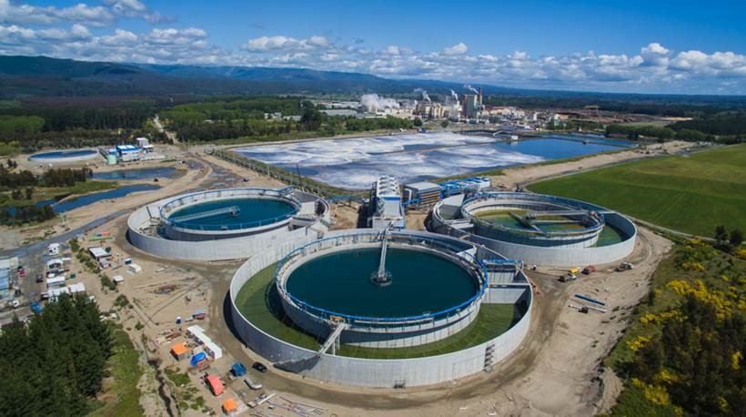 ANDRITZ secures maintenance and service contract for Arauco's MAPA project in Chile