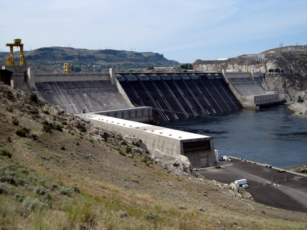 How the US Bureau of Reclamation plans to modernise Grand Coulee Dam