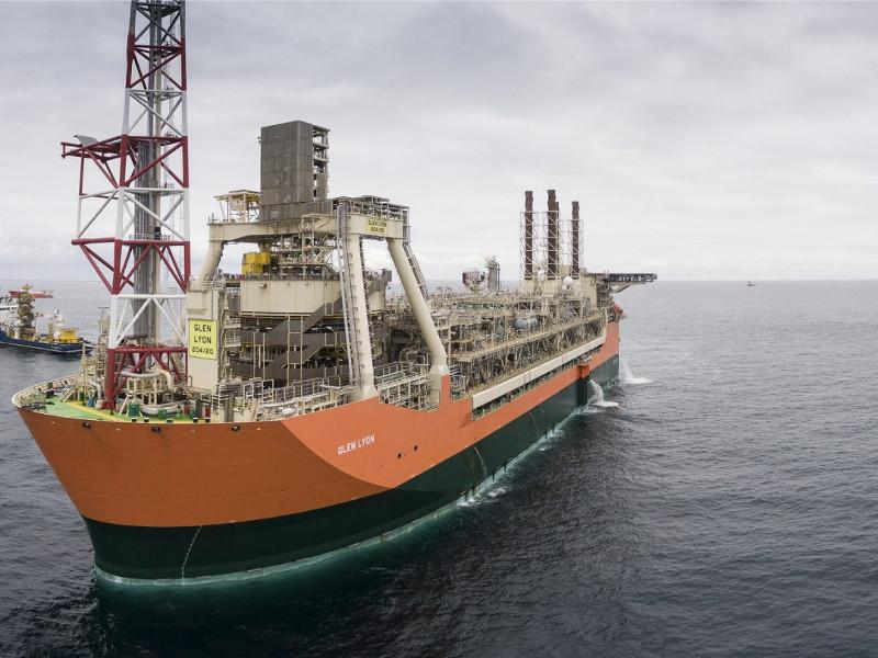 Image 1- Alligin Oil Field, North Sea