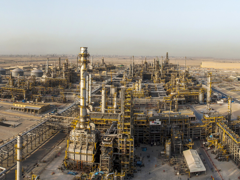 SATORP Refinery and Petrochemical Complex Expansion