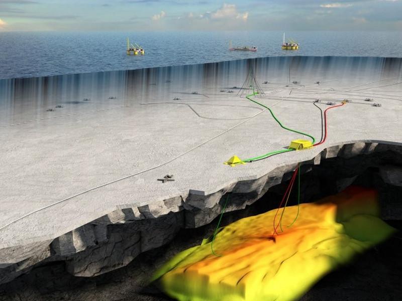 Image 1- Trestakk Oil and Gas Field, Norwegian Sea