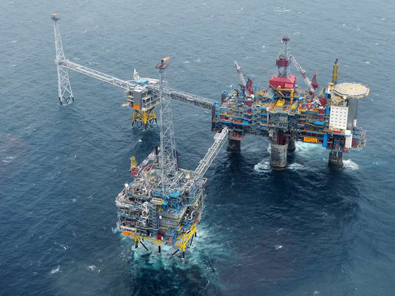 Image 1- Utgard Gas Field, Norway