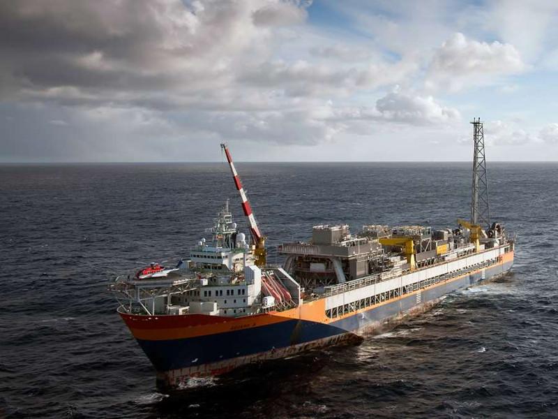 Image 2- Trestakk Oil and Gas Field, Norwegian Sea