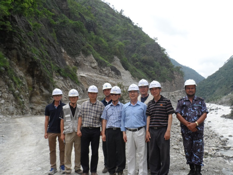 Image 2 - Upper Trishuli-1 Hydropower Project, Nepal