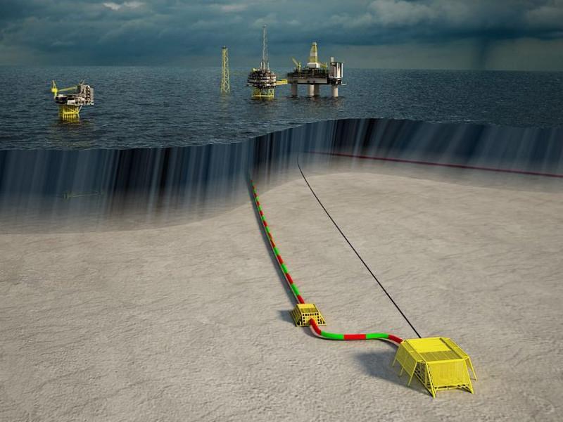 Image 2- Utgard Gas Field, Norway