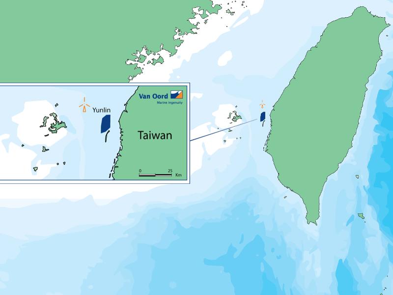 Image 2- Yunlin offshore win farm