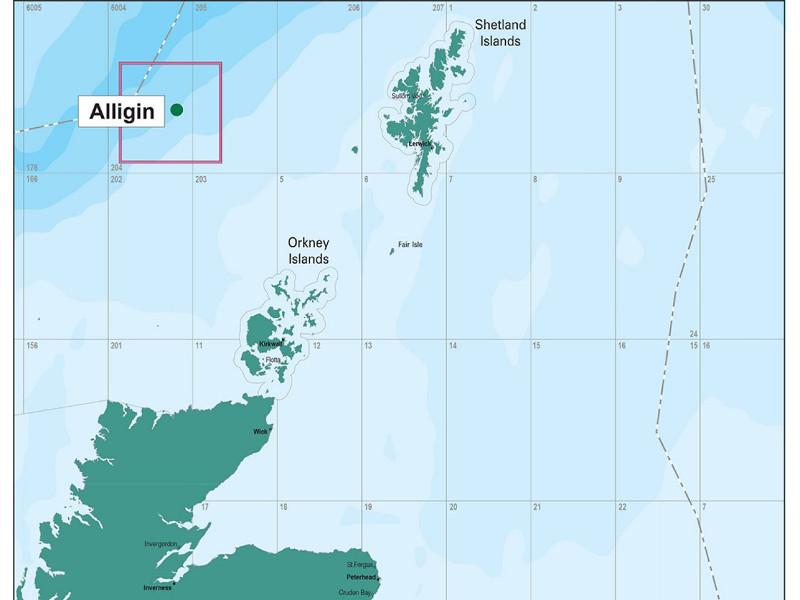 Image 3 - Alligin Oil Field, North Sea