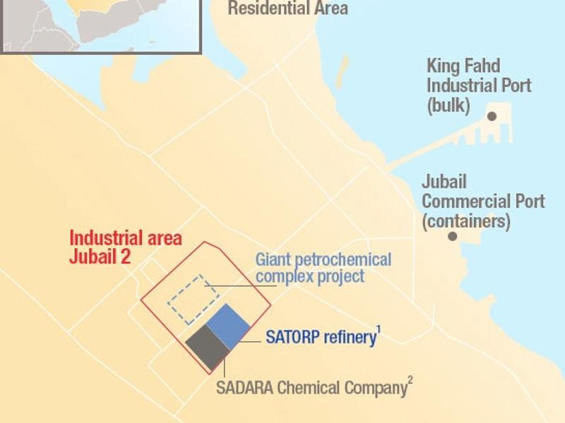Image 3 - SATORP Refinery