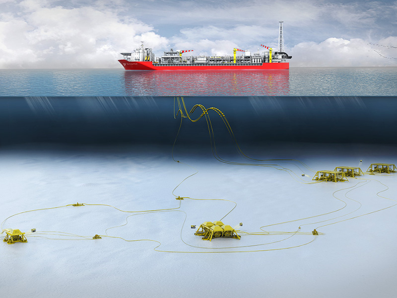 Image 3- Trestakk Oil and Gas Field, Norwegian Sea