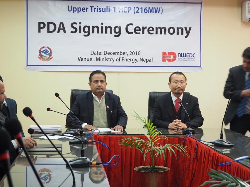 Image 3- Upper Trishuli-1 Hydropower Project, Nepal