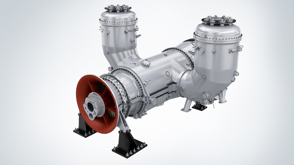 Gasturbine SGT5-2000E / SGT5-2000E gas turbine