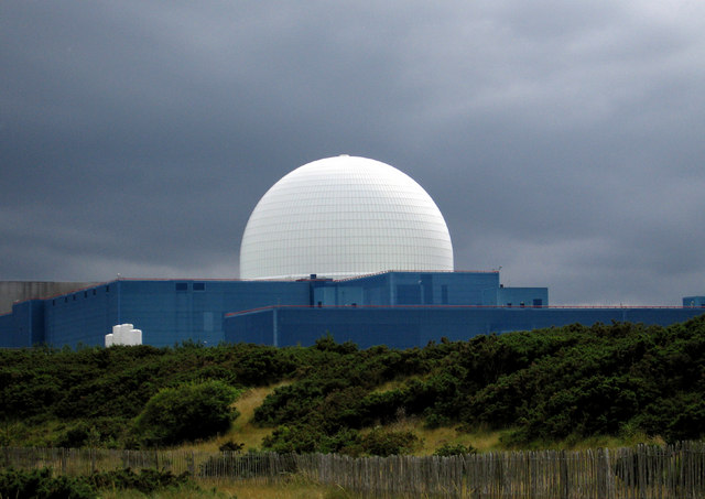 Profiling the top nuclear plants in the UK