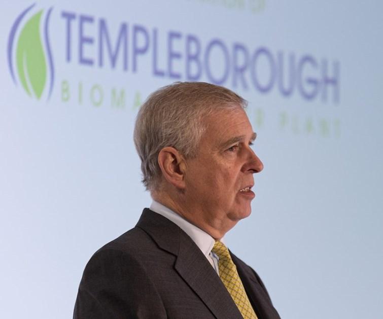 Templeborough biomass power plant inaugurated in UK