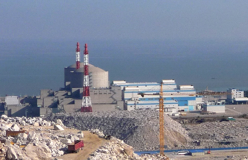 Profiling the top nuclear power plants in China