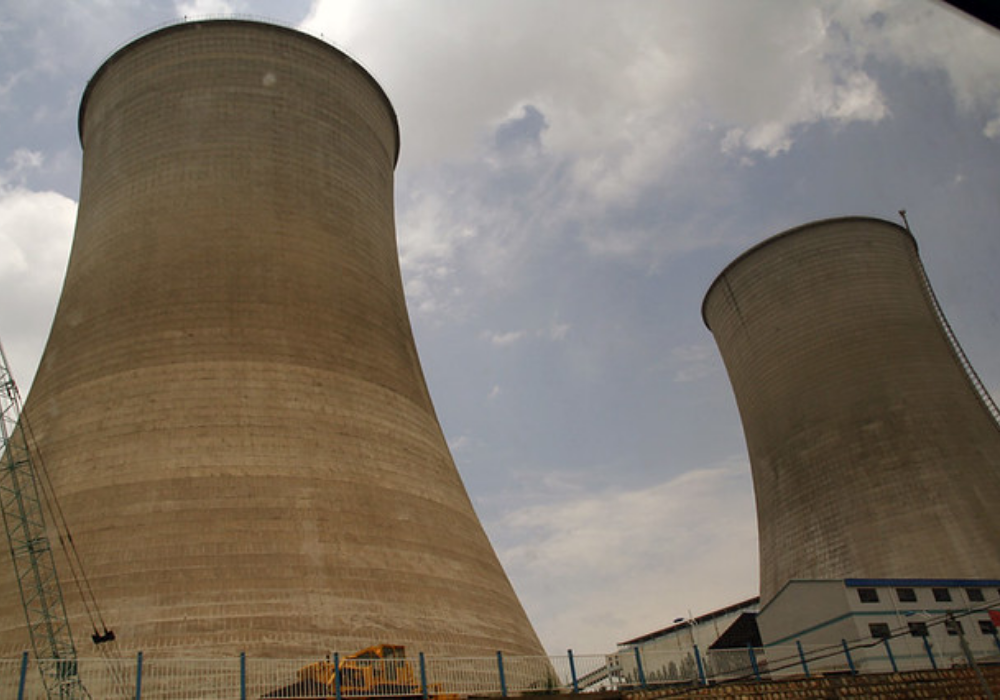 Nuclear power plants in China