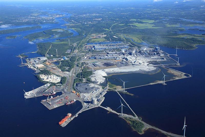 Finland commissions Tornio Manga LNG receiving terminal