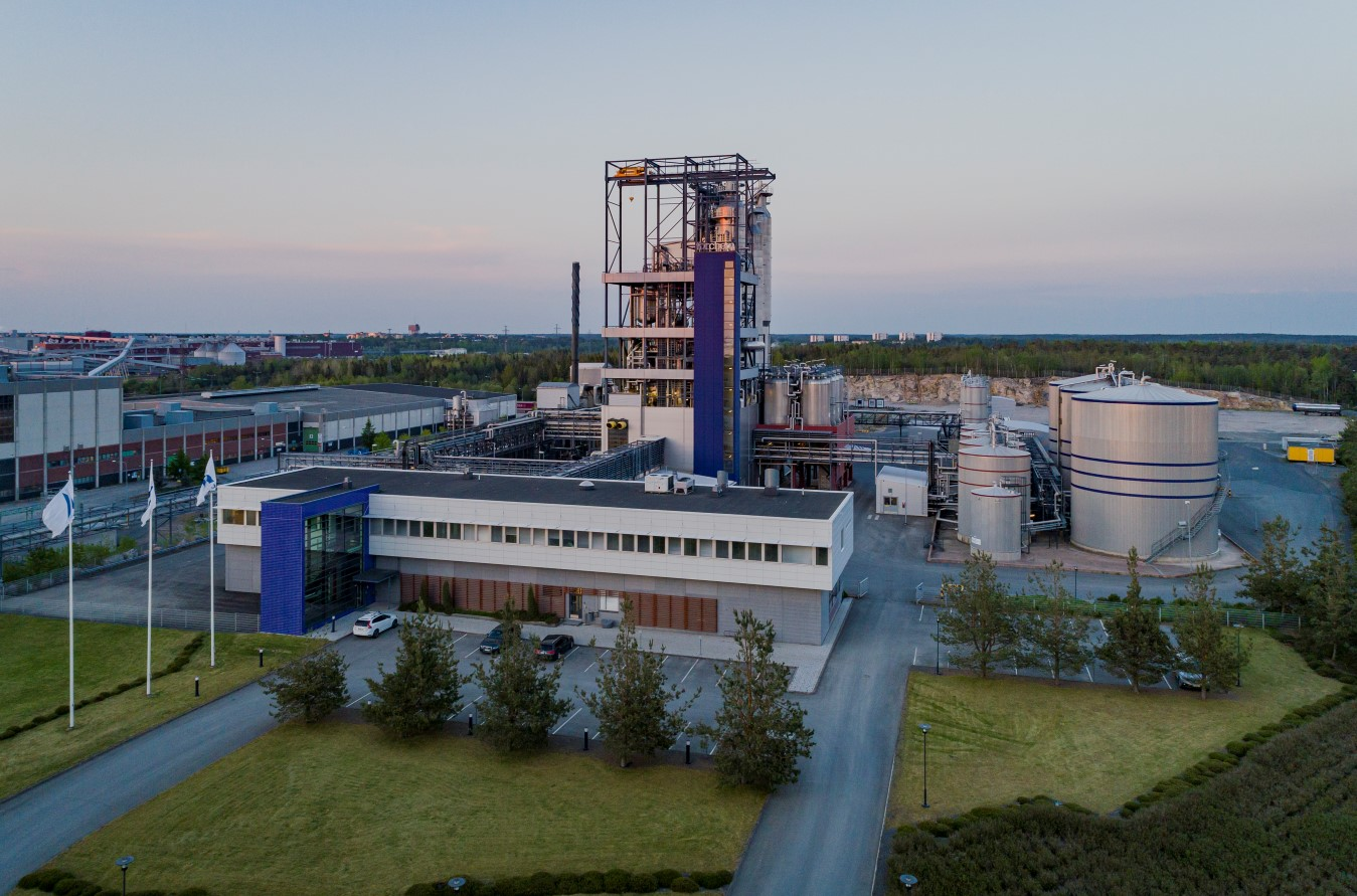 Gasum signs agreement with cleantech company Forchem