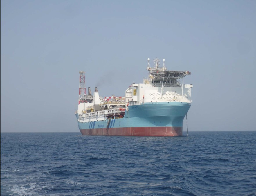 Hurricane Energy produces first oil from Lancaster field offshore UK