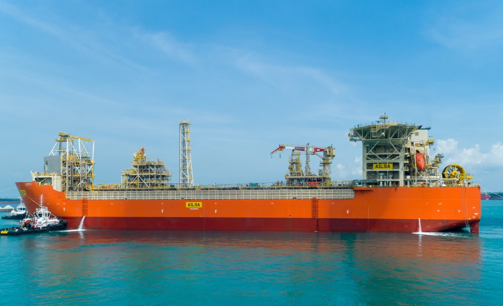 Total begins production from UK North Sea's Culzean gas field