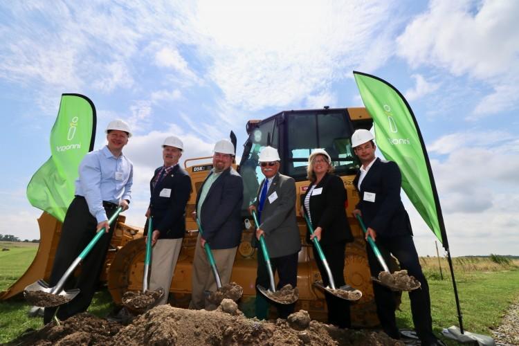 innogy begins construction on 250MW Scioto Ridge wind farm in US