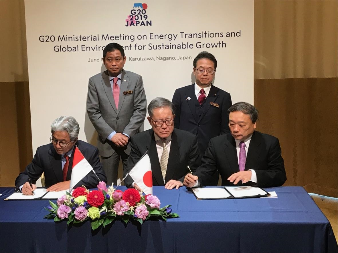 INPEX signs agreement with Indonesia to advance Abadi LNG Project