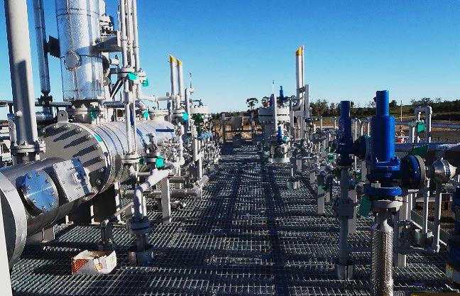 Jemena buys Senex's Roma North gas processing facility in Australia
