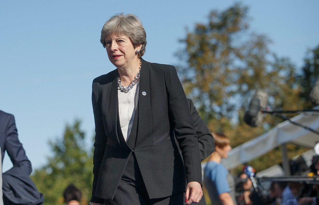 Theresa May writes into law UK 2050 net zero emissions target
