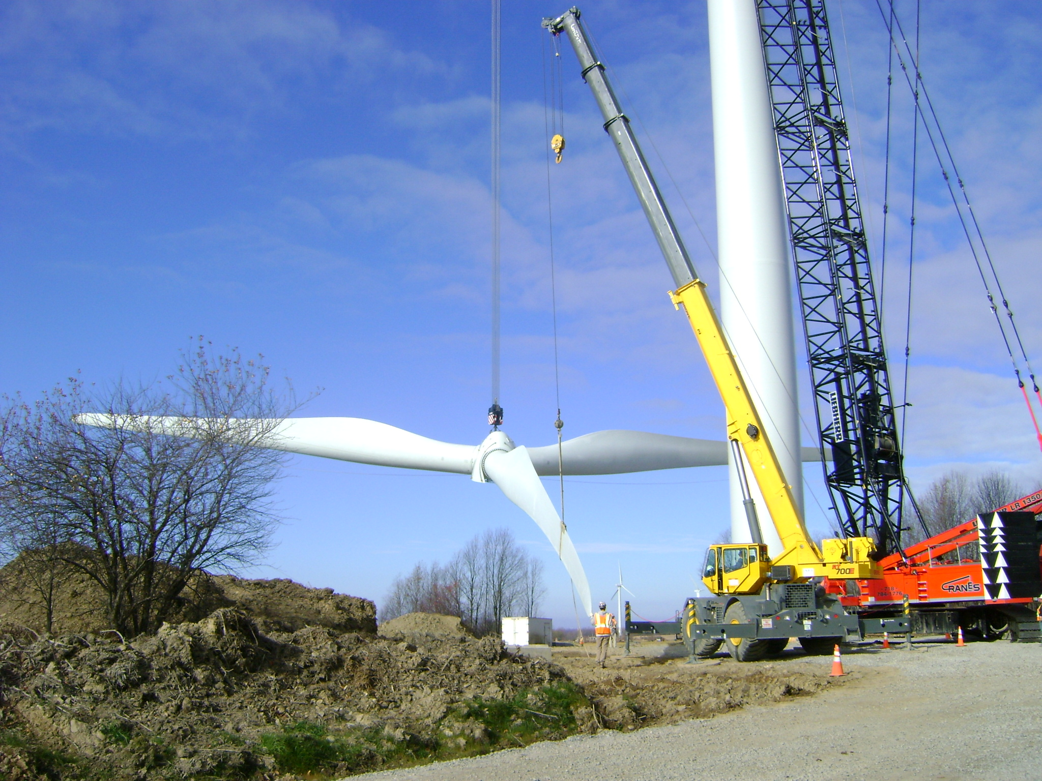 Anatomy of a wind turbine: Analysing the key components involved